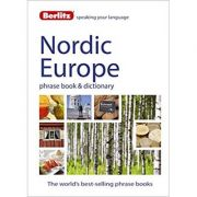 Berlitz Language: Nordic Europe Phrase Book & Dictionary: Norweigan, Swedish, Danish, & Finnish