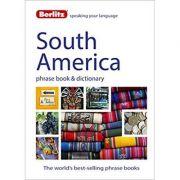 Berlitz Language: South America Phrase Book & Dictionary: Brazilian Portuguese, Latin American Spanish, Mexican Spanish & Quechua (Berlitz Phrasebooks)