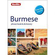Berlitz Phrase Book & Dictionary Burmese(Bilingual dictionary) (Berlitz Phrasebooks)
