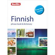 Berlitz Phrase Book & Dictionary Finnish