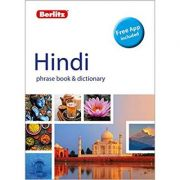 Berlitz Phrase Book & Dictionary Hindi(Bilingual dictionary)