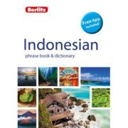 Berlitz Phrase Book & Dictionary Indonesian(Bilingual dictionary)