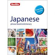 Berlitz Phrase Book & Dictionary Japanese (Bilingual dictionary) (Berlitz Phrasebooks)