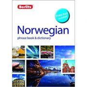 Berlitz Phrase Book & Dictionary Norwegian (Bilingual dictionary) (Berlitz Phrasebooks)