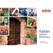Berlitz Picture Dictionary Italian