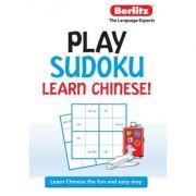 Berlitz Play Sudoku, Learn Chinese
