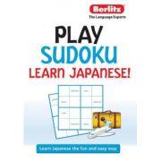 Berlitz Play Sudoku, Learn Japanese
