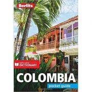 Berlitz Pocket Guide Colombia (Travel Guide with Dictionary)