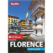 Berlitz Pocket Guide Florence (Travel Guide with Dictionary)