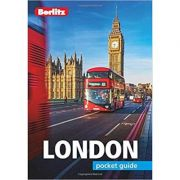 Berlitz Pocket Guide London (Travel Guide with Dictionary)