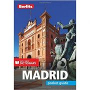 Berlitz Pocket Guide Madrid (Travel Guide with Dictionary)