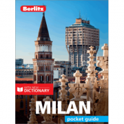 Berlitz Pocket Guide Milan (Travel Guide with Dictionary)