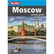 Berlitz Pocket Guide Moscow (Travel Guide) (Berlitz Pocket Guides)