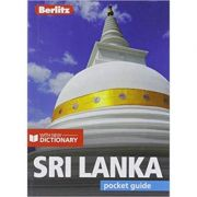 Berlitz Pocket Guide Sri Lanka (Travel Guide with Dictionary)
