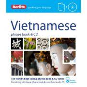 Berlitz Vietnamese Phrase Book & CD