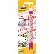 Creion mecanic BIC Matic Hello Kitty, 2 buc/set