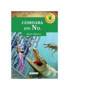 Clubul detectivilor. Comoara din Nil - Maria Maneru