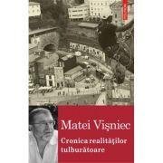 Cronica realitatilor tulburatoare (sau despre lumea contemporana in fata marilor decizii) - Matei Visniec