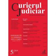 Curierul Judiciar nr. 5/2019