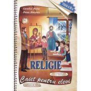 Religie. Caiet pentru elevi. Clasa a II-a