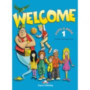 Engleza -Welcome 1 SB, Pupil's Book, Manual pentru clasa a III-a