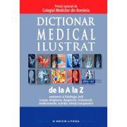 Dictionar medical ilustrat de la A la Z - Volumul 2