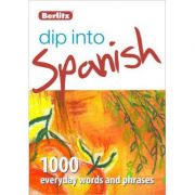 Dip into Spanish: 1, 000 words and phrases for everyday use