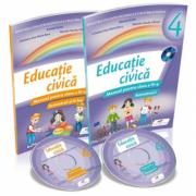 Educatie civica - Manual pentru clasa a -IV-a, sem I+II (contine cd)