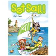 Engleza- Manualul pentru clasa IV-a, Set Sail 4. Curs pentru limba engleza