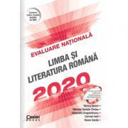 Evaluare nationala 2020. Limba si literatura romana - Viorica Avram