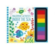 Fingerprint Activities Under the Sea - Fiona Watt