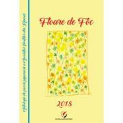 Floare de Foc. Antologie de poezie japoneza contemporana a Asociatiei Poetilor din Kansai - Clelia Ifrim