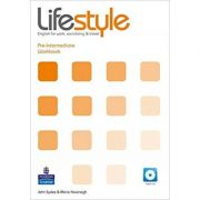 Lifestyle Pre-Intermediate Workbook and Workbook CD Pack - John Sydes
