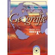 Geografie. Manual pentru clasa a X-a - George Erdeli, Gheorghe Vlasceanu, Catalina Serban