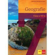 Geografie. Manual pentru clasa a VII-a - Silviu Negut, Carmen Camelia Radulescu, Ionut Popa
