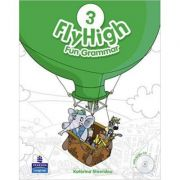 Fly High Level 3 Fun Grammar Pupils Book and CD Pack - Katerina Stavridou