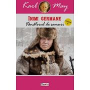 Inimi germane 3 - Vanatorul de samuri - Karl May