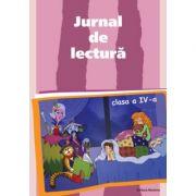 Jurnal de lectura clasa a IV-a - Stefan Pacearca
