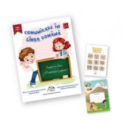 """Comunicare in limba romana, clasa a II-a + carte cadou """"Invatam altfel"""" + caiet tip II oferit gratuit"""