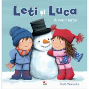 Leti si Luca. A venit iarna - Ruth Wielockx