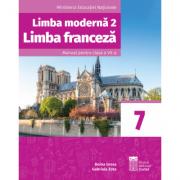 Limba franceza L2. Manual pentru clasa a VII-a - Doina Groza
