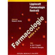 Lippincott Farmacologie Ilustrata - Richard A Harvey