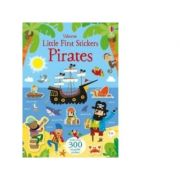 Little First Stickers Pirates - Kirsteen Robson