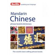 Mandarin Chinese Phrase Book and Dictionary