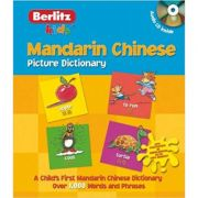 Mandarin Chinese Picture Dictionary (Berlitz Kids)