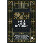Marea carte de enigme. Hercule Poirot - Tim Dedopulos