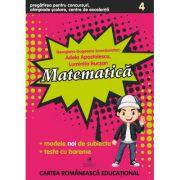Matematica clasa a IV-a. Pregatirea pentru concursuri, olimpiade scolare, centre de excelenta - Georgiana Gogoescu