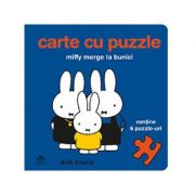 Miffy merge la bunici. Carte cu puzzle - Dick Bruna