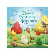 Musical Nursery Rhymes - Felicity Brooks