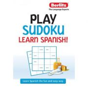 Play Sudoku, Learn Spanish